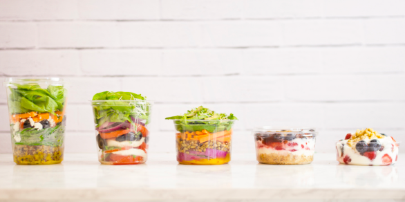 Compostable Deli Containers