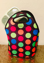 Neoprene Insulated Portable Lunch Bag