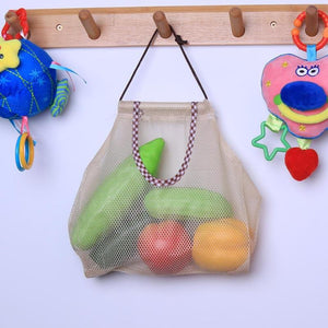 Reusable Fruit & Vegetable Hanging Mesh Storage Bag
