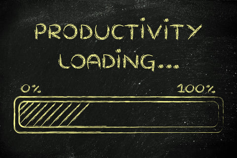 productivity makes success