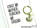 First My Mother Card.  KEY018