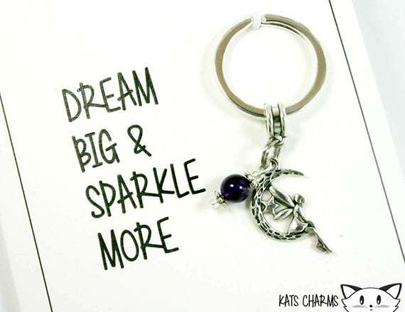 Sparkle More Card.  KEY019