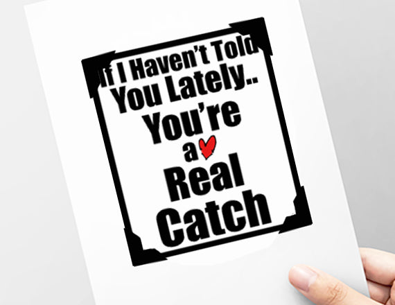 Valentine love you quote and magnet card u2013 kat n drew cards