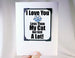 cat card funny cat lover card andmagnet