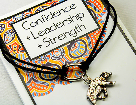 leadership and strength charm