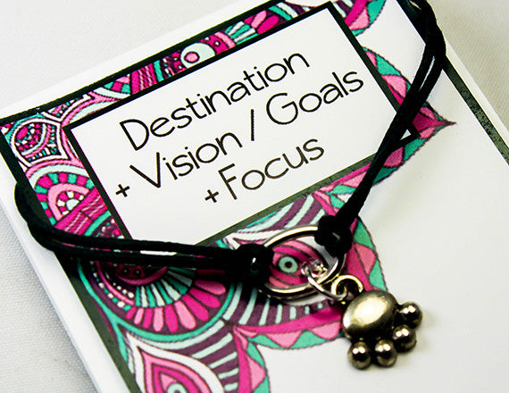 determination for goals and focus gift idea