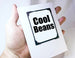 cool beans funny quote card