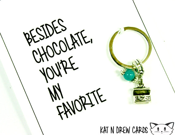 Besides Chocolate Card.  KEY026