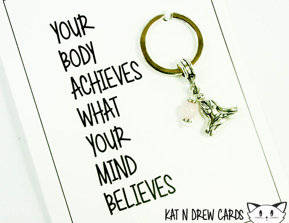 Your Mind Believes Card.  KEY038