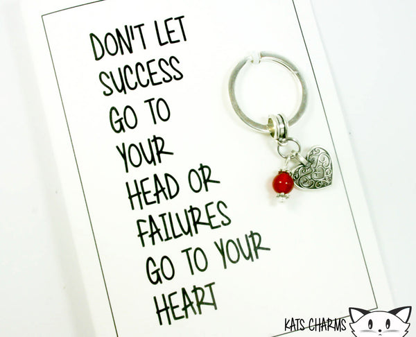 Success To Your Head Card.  KEY039