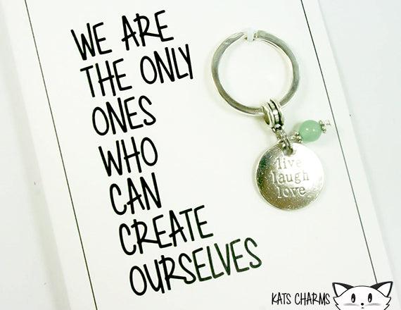 Create Ourselves Card.  KEY047