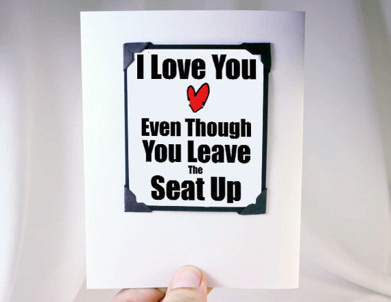 funny love you anniversary quote for him