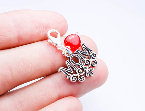 mom charm for mothers day gift