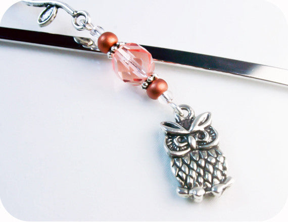 harry potter owl charm