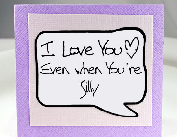 love you card funny quote for couples