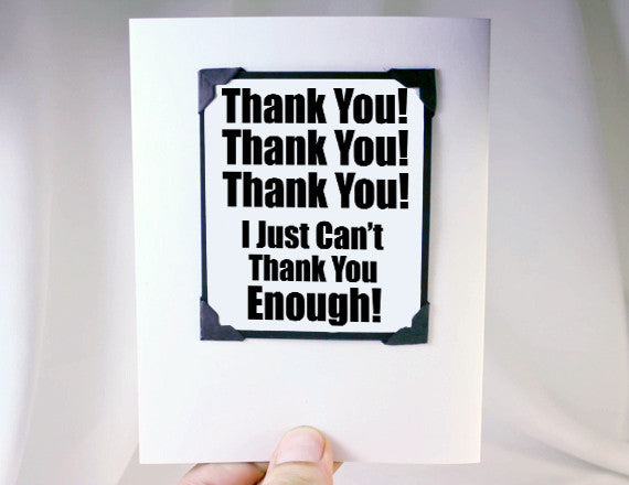 thank you quote magnet quote