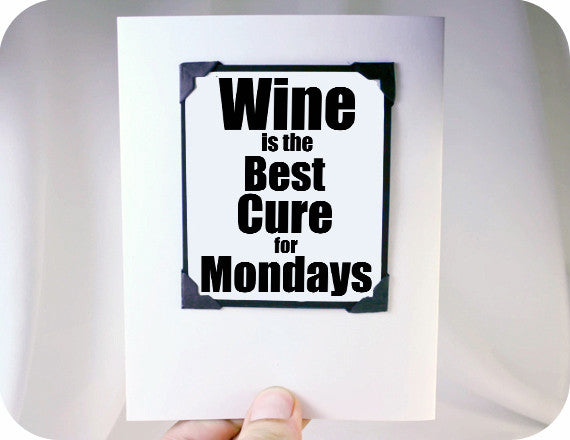 wine lover card funny wine lover card