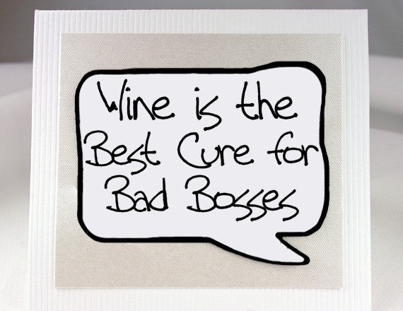 co worker card funny wine quote card for coworkers