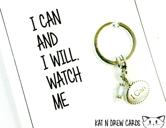 i can do it card
