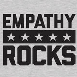 Empathy Rocks Crew Neck Sweatshirt