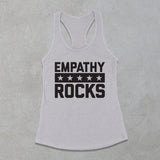 Empathy Rocks by Scot Westwater - Women's tank