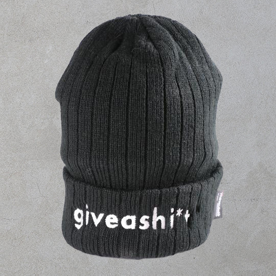 Giveashi*t winter hat
