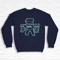 The Weight by Jay Ryan - Crewneck