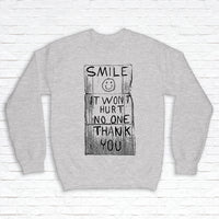 Smile by Jeff Tweedy  - Crewneck