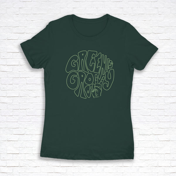 Green is Groovy by Samantha Conrad - Women's