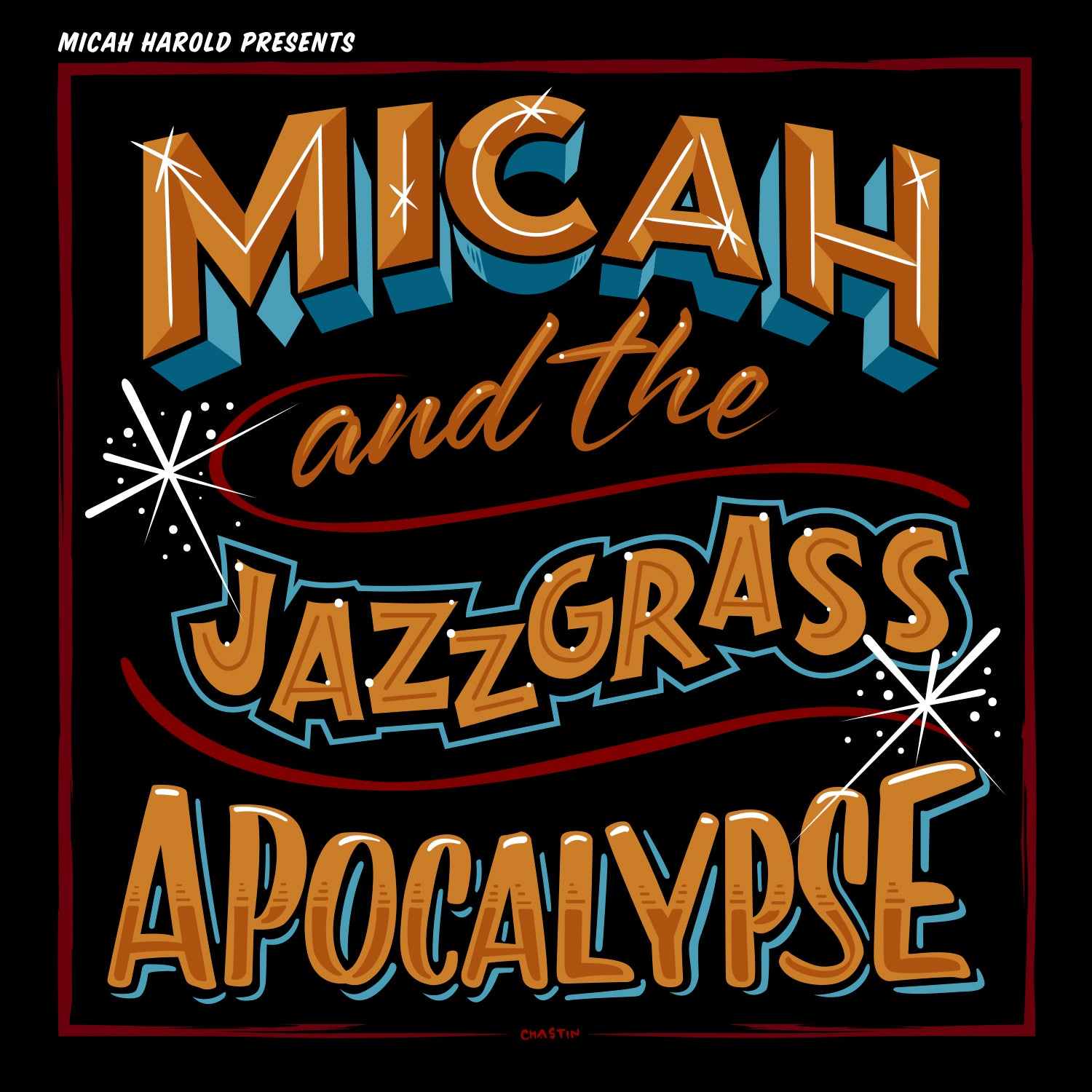 Micah and the JazzGrass Apocalypse - Digital Album