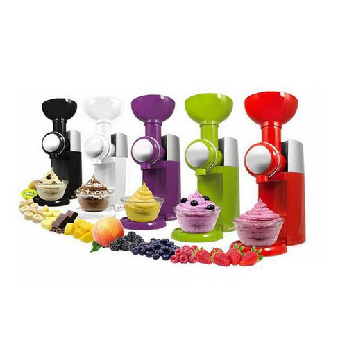 Automatic Frozen Fruit Dessert