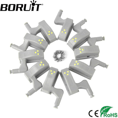Universal Door Hinge LEDs 10pcs