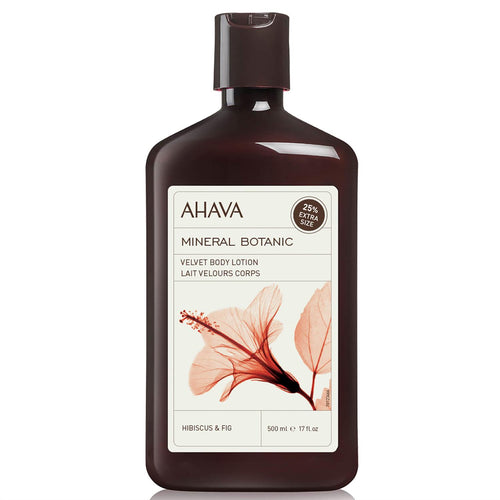 MINERAL BOTANIC HIBISCUS BODY LOTION 500ML