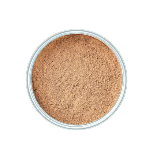 8 PURE MINERAL POWDER FOUNDATION LIGHT TAN