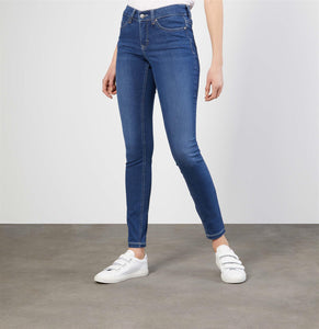 DREAM SKINNY MID BLUE
