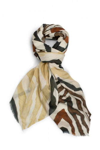 SAHARA DAY WOOL SCARF