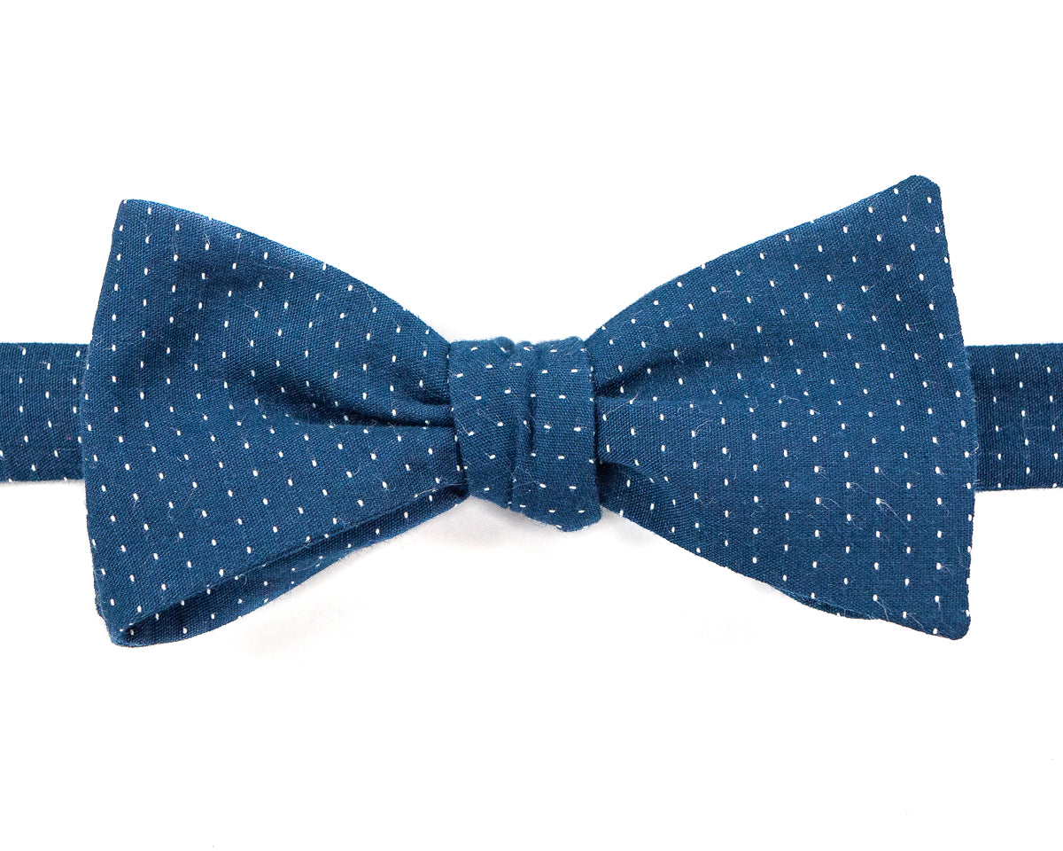 Bow Tie - Micro Dots