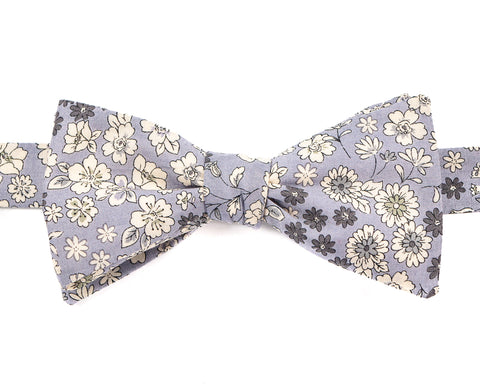 Bow Tie - Floral Frost