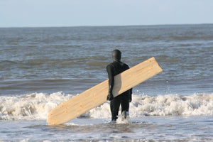 Alaia Surfboards by Surfing Green