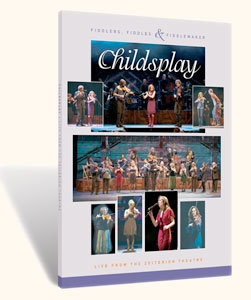Childsplay Live from the Zeiterion Theatre - DVD