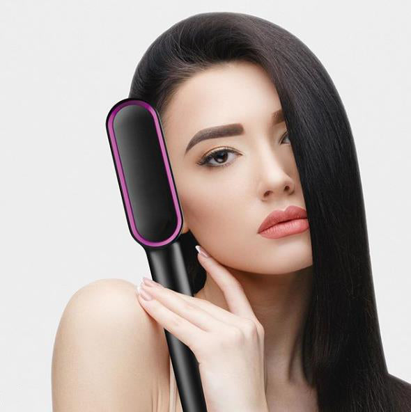 【TODAY FREE SHIPPING !!!】2019 The New generation hair straightener