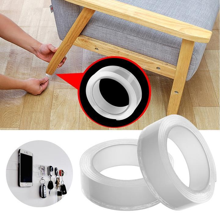 1M/3M/5M MULTI-FUNCTIONAL NANO-ADHESIVE TAPE ROLL