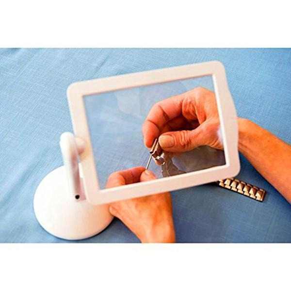 Brighter Viewer - LED Magnifier-50% OFF!!
