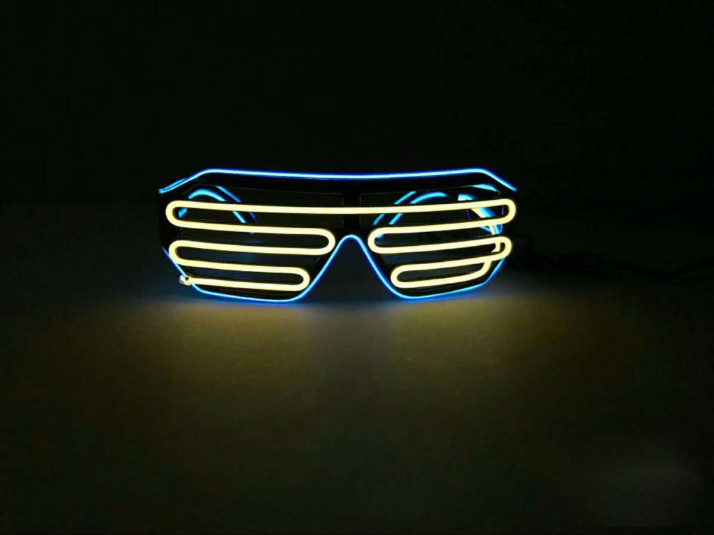 (HOT AND SPECIAL SELLING!!!) LED luminous glasses