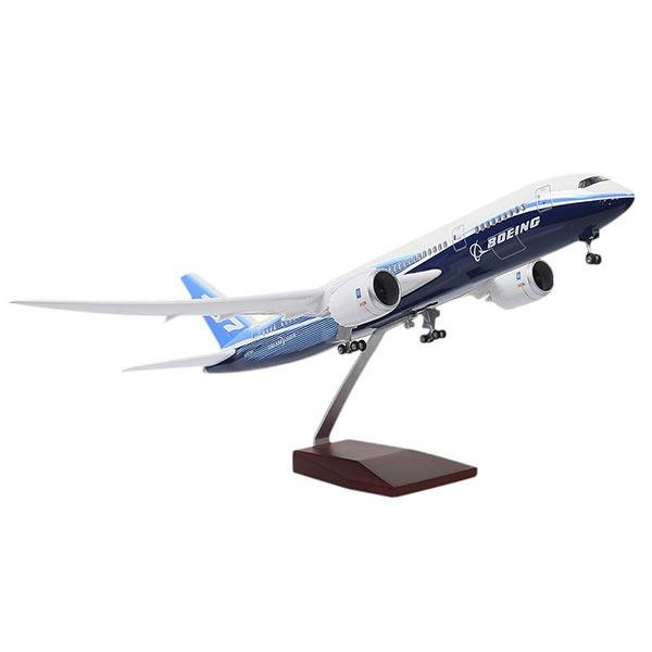 Boeing Diecast Airplane Toys | 787-10 Prototype Model Airplane | Kamory