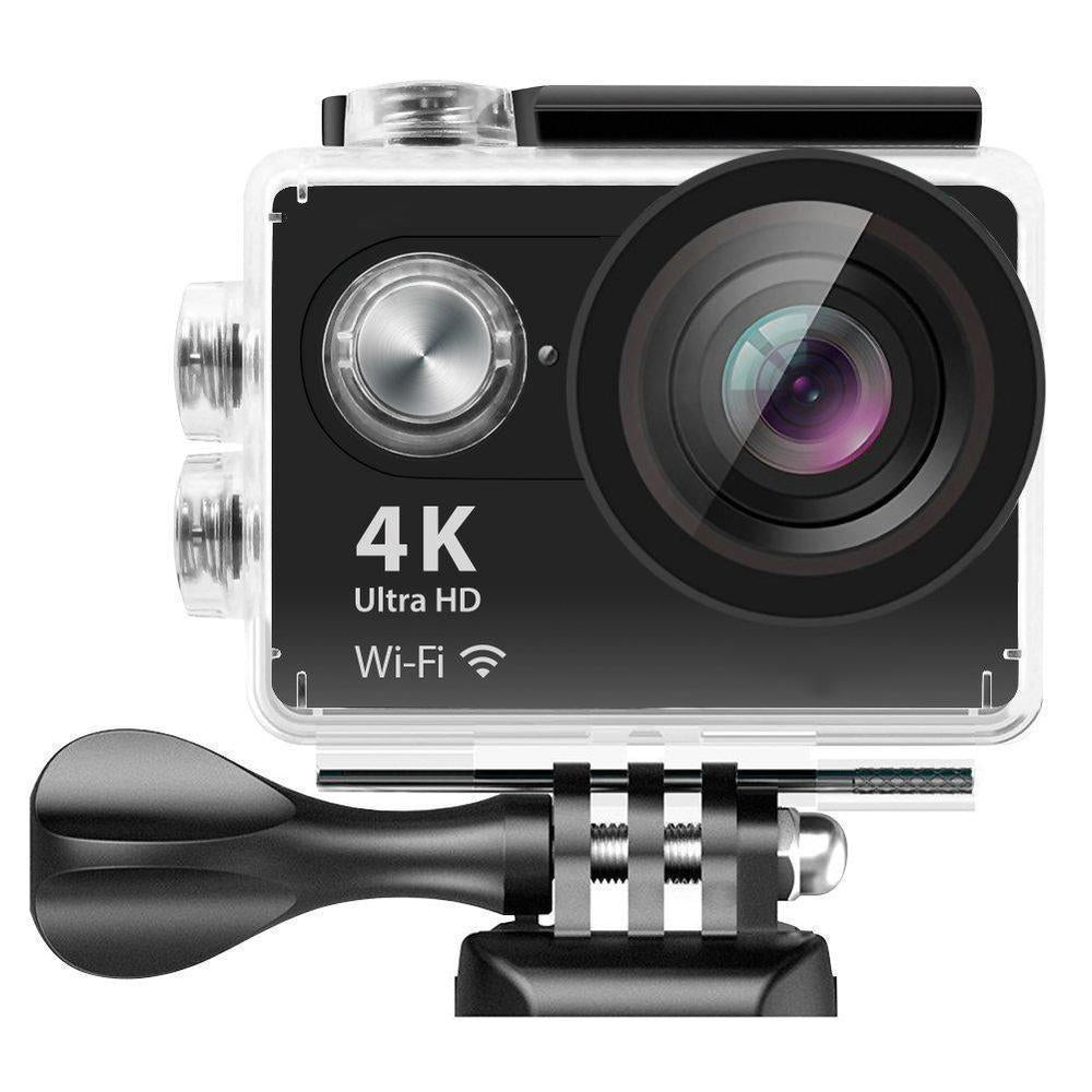 HOT SALE !!!! 4K WIFI Sports Action Camera Ultra HD Waterproof DV Camcorder 16MP 170 Degree Wide Angle