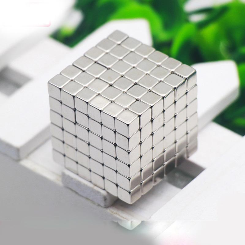 (Christmas Sale Save up to 50% OFF)Silver Neodymium Square Magnetic