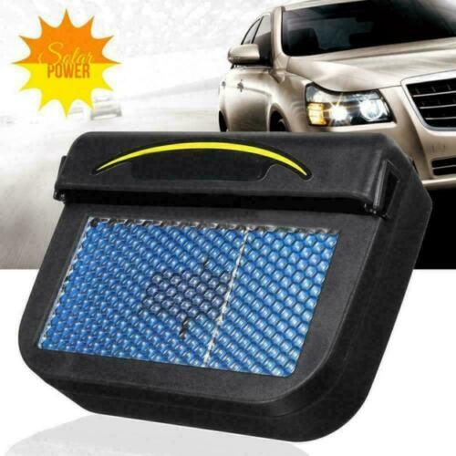 【BUT 2 FREE SHIPPING !!! 】AUTO COOLING FAN WITH SOLAR POWER
