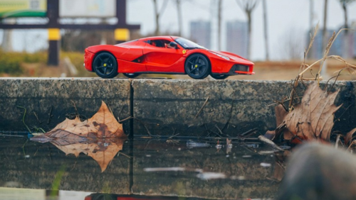 Ferrari Laferrari Signature Diecast Model Car