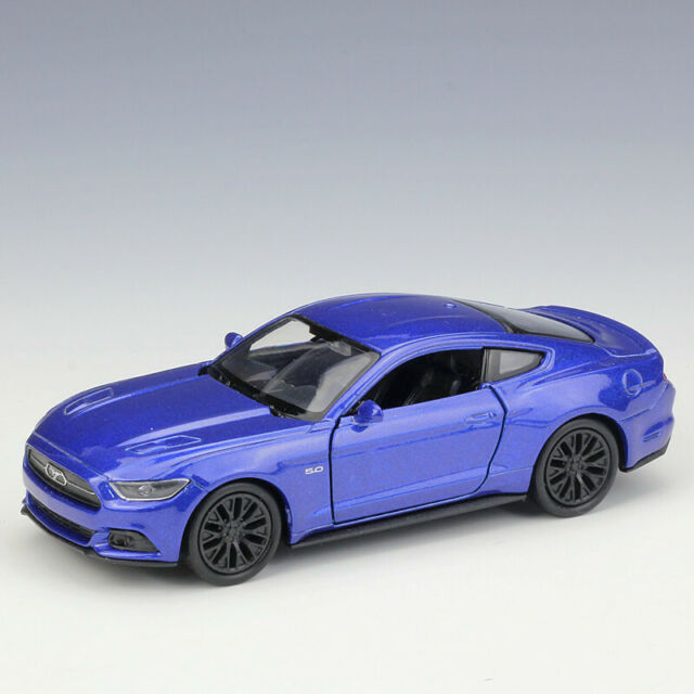 Ford Mustang GT Alloy Die Casting Car Model